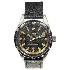 1962 Omega Seamaster 300 Divers Wristwatch