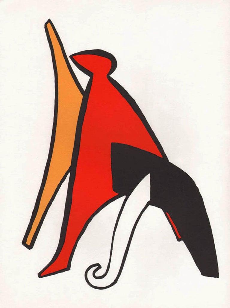 An Alexander Calder (American, 1898-1976)