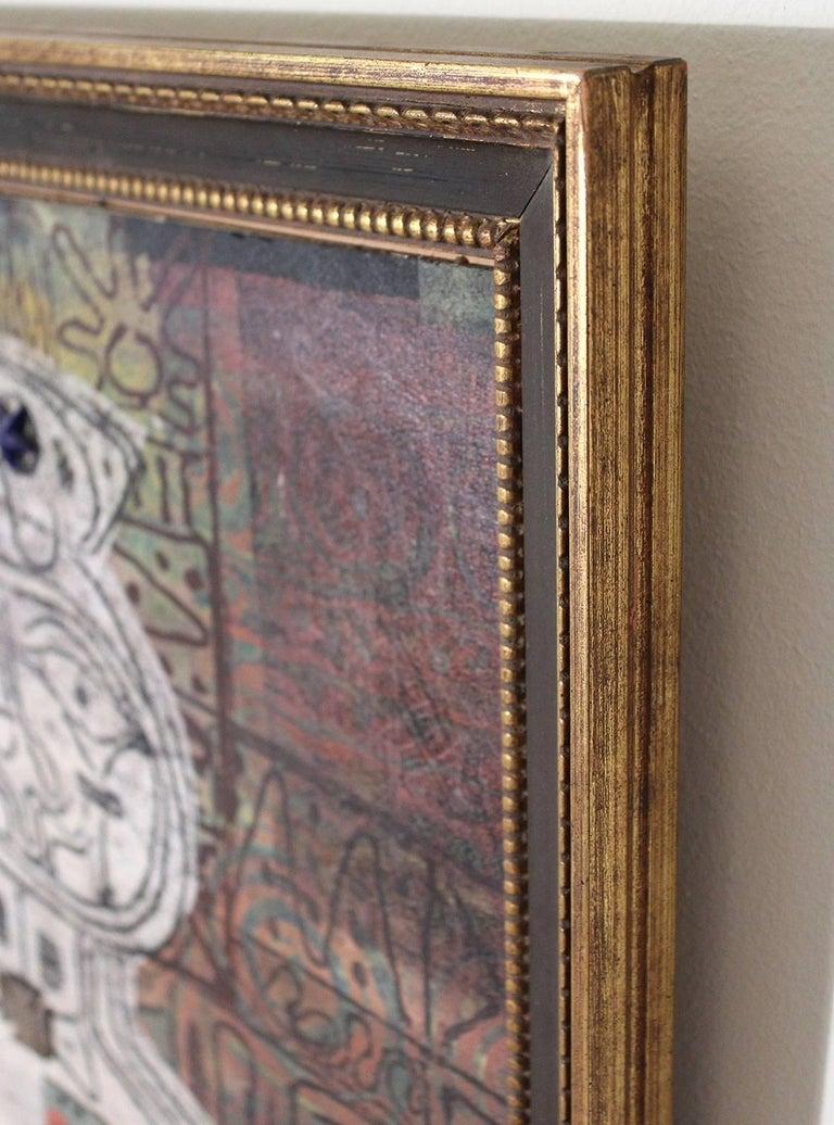 1963 Joe Nyiri Abstract Monoprint For Sale 2