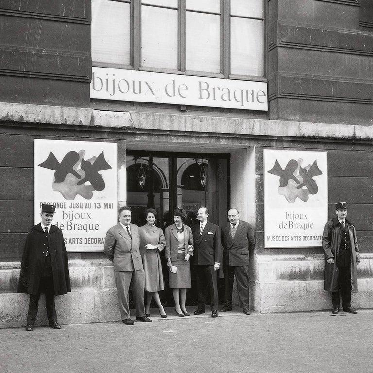 1963, Georges Braque