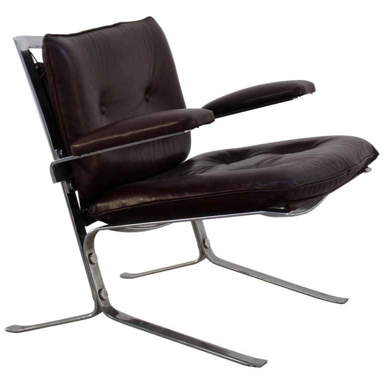 "1964 ""Joker"" Armchair by Olivier Mourgue"