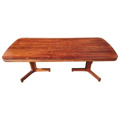 1964 Mid Century Dining Table Made Designed by Michael Knott