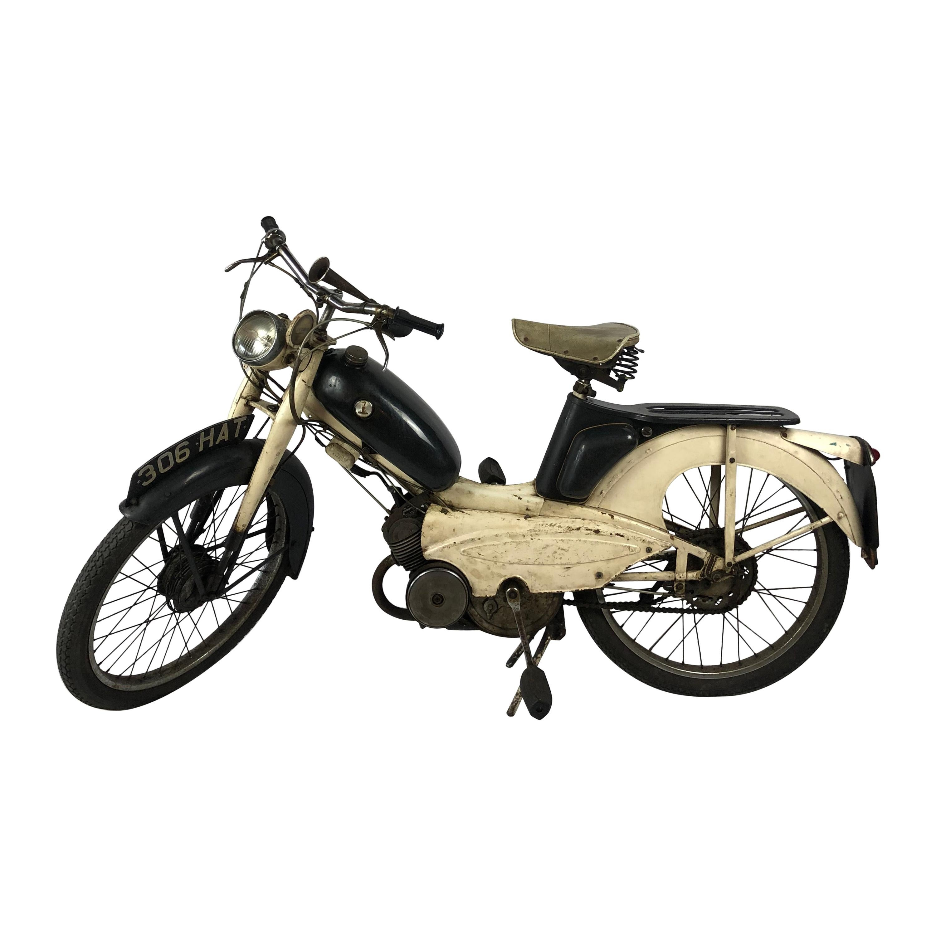 1964 Raleigh RM4 49CC Moped