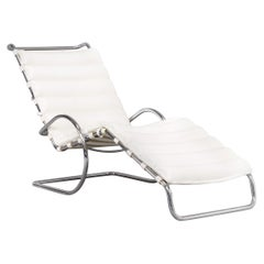1965, Ludwig Mies van der Rohe, Rare Early Production 'Mr Chaise' for Knoll
