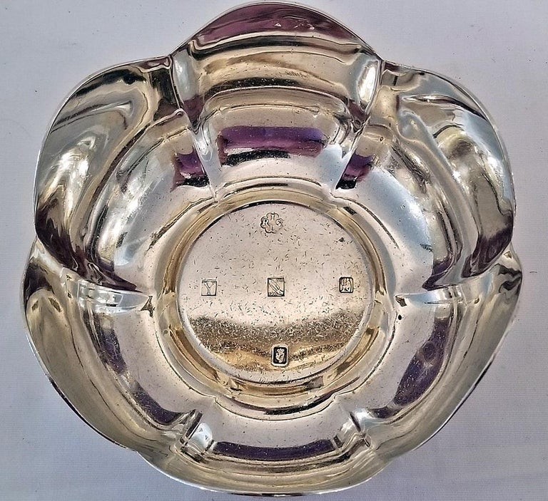 1966 Irish Sterling Silver Bowl for 50th Anniversary of 1916 Rising For Sale 2