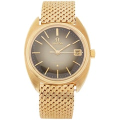 1966 Omega Constellation Yellow Gold CD168017 Wristwatch