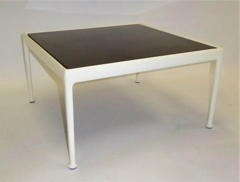 1966 Richard Schultz Collection for Knoll Coffee Side Table in Brown For Sale 4