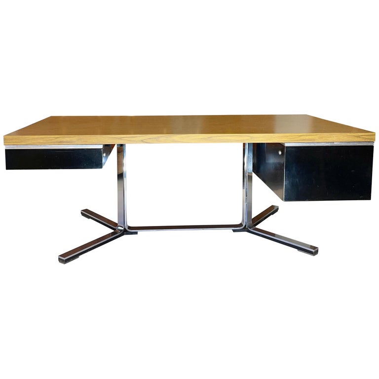 1968 Executive Desk For Sale