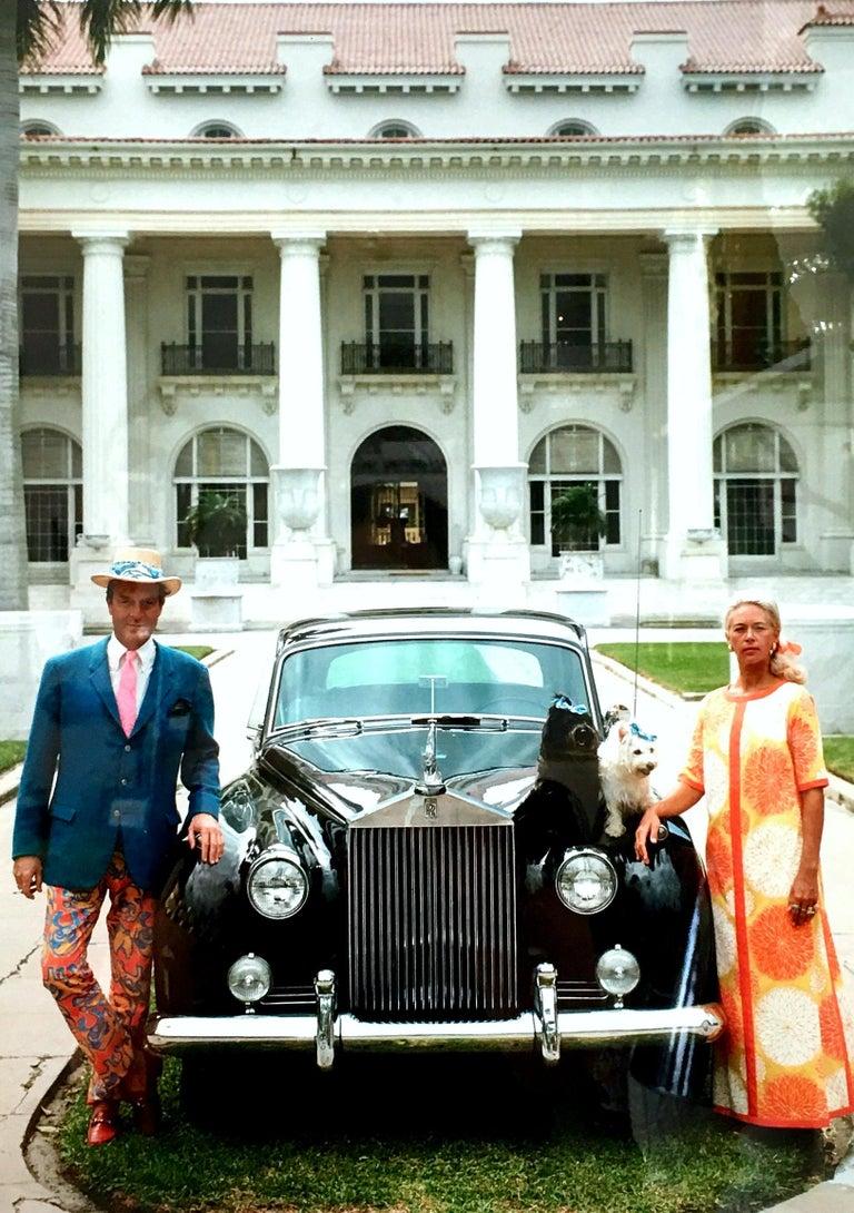 20th Century 1968 Slim Aarons Photograph