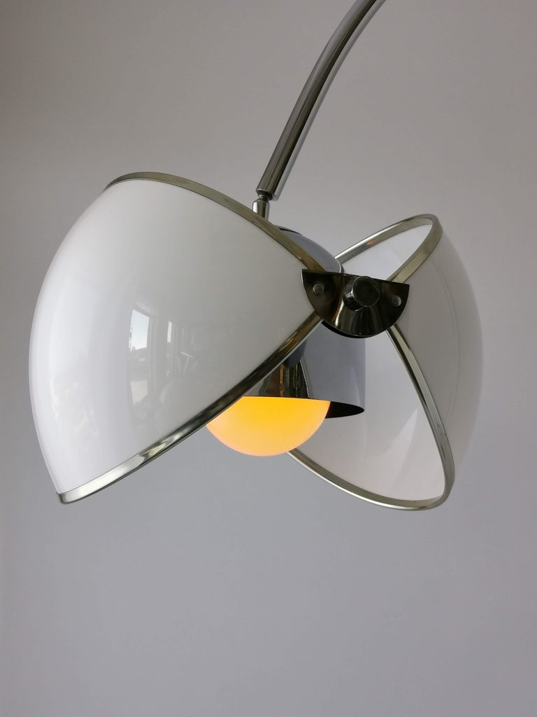 1970 Arch Floor Lamp in the Style of Superstudio, Italia For Sale 1
