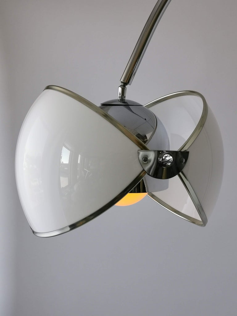 1970 Arch Floor Lamp in the Style of Superstudio, Italia For Sale 2