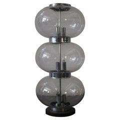 1970, Glass Lamp