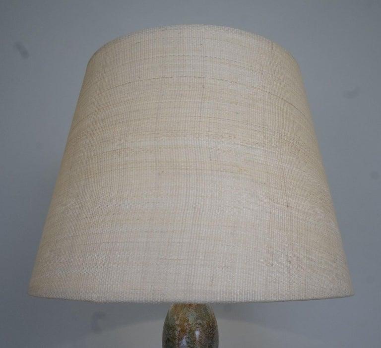 1970 Primavera Colocynth Table Lamp For Sale 1