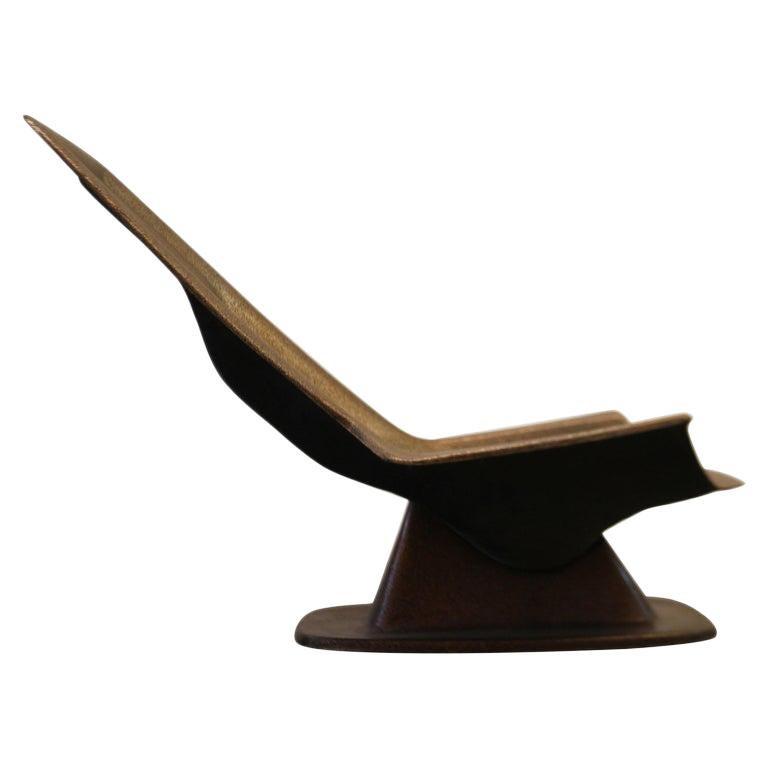 1970, Space Age Armchair Design Charles Zublena