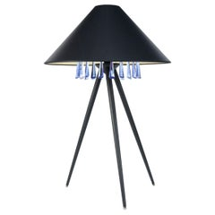 1970 Table Lamp Designed by Chrystiane Charles for the Maison Charles