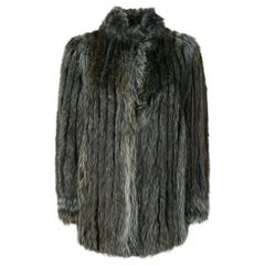 1970s A.N.G.E.L.O. Vintage Cult Fur Jacket