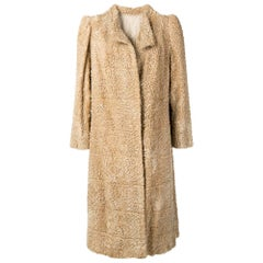 1970s A.N.G.E.L.O. Vintage Cult Persian Fur Coat