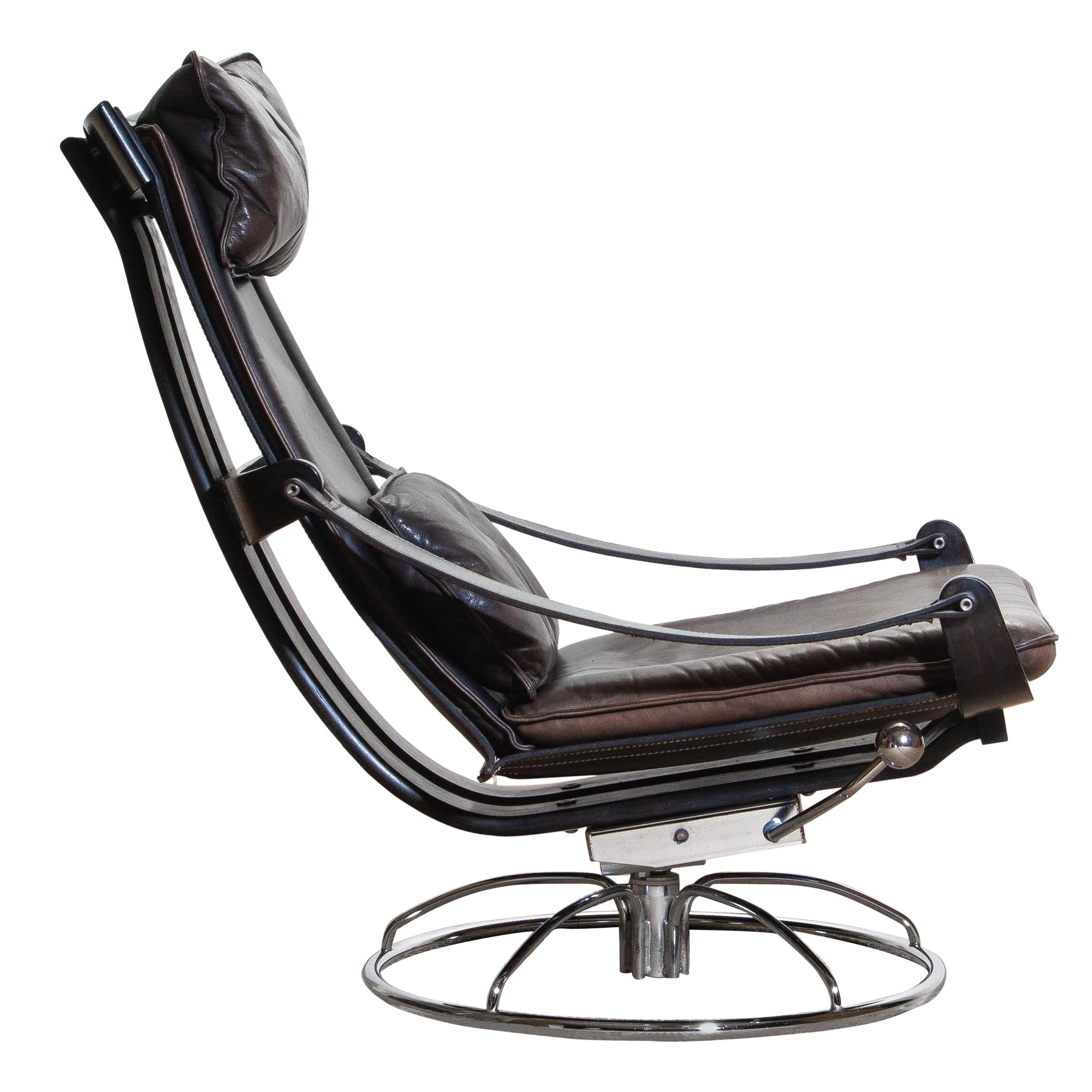Excellent Chrome Swivel Chairs 148 For Sale At 1Stdibs Gmtry Best Dining Table And Chair Ideas Images Gmtryco