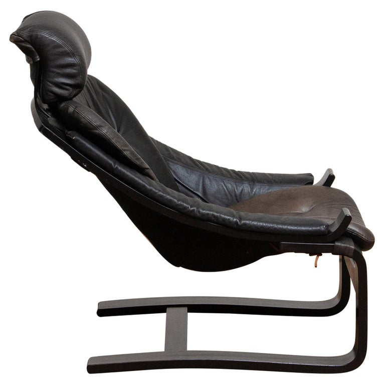 Extremely comfortable lounge / easy chair, model