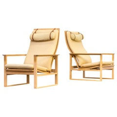 1970s Borge Mogensen Fauteuil for Fredericia Stolefabrik Set of 2