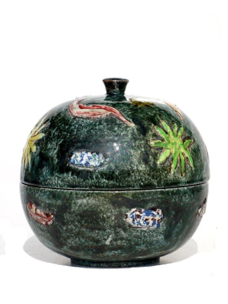 Polychrome ceramic Perfect condition.