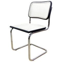 1970s Cantilever Cesca Style Chairs