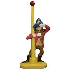 1970s Captain Crook Statue McDonald Character