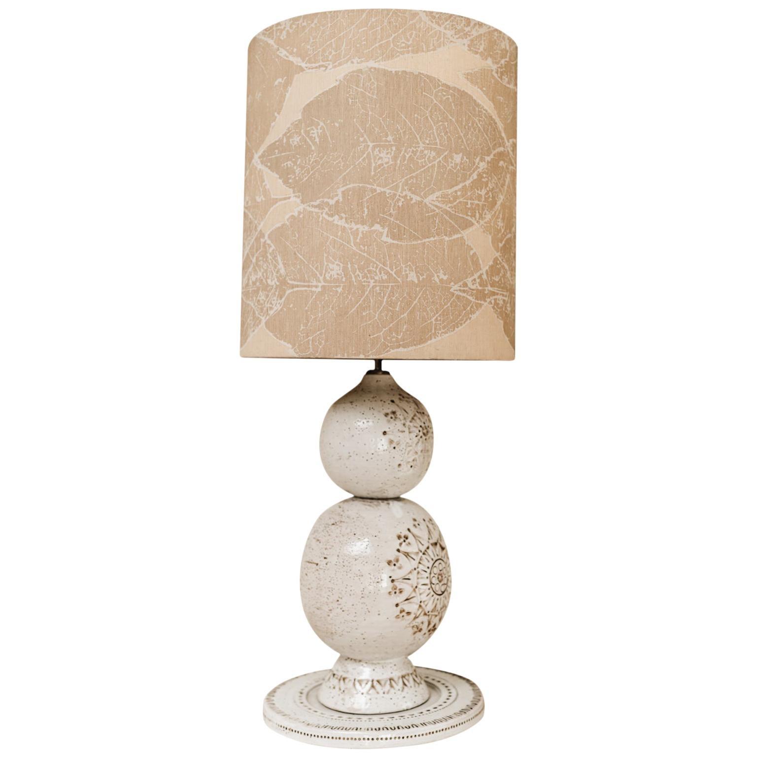 1970s Ceramic Table Lamp