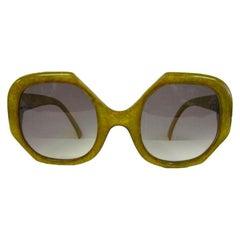 """1970's Christian Dior """"Jasper""""  Sunglasses 2031"""