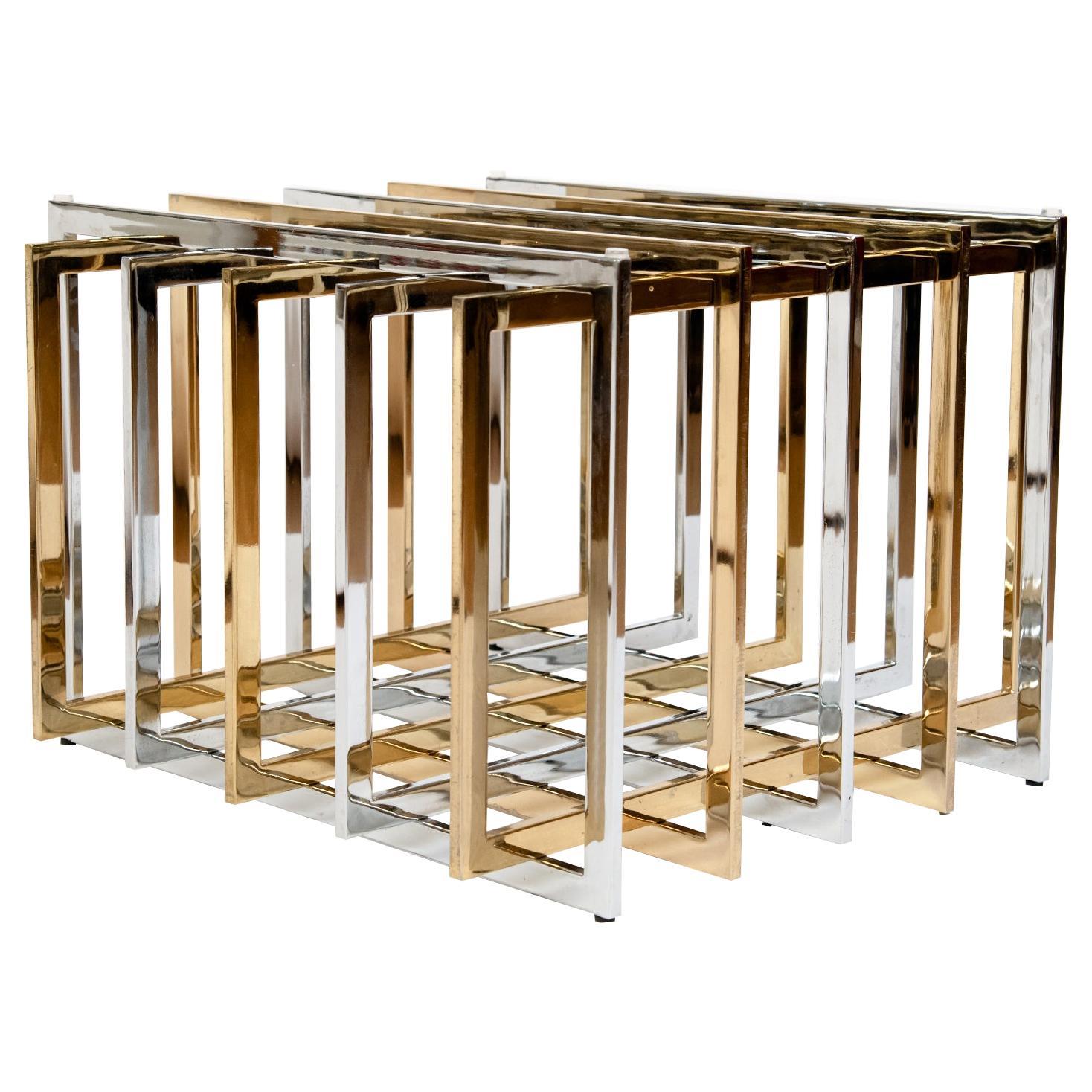 1970s Coffee Table Base by Pierre Cardin