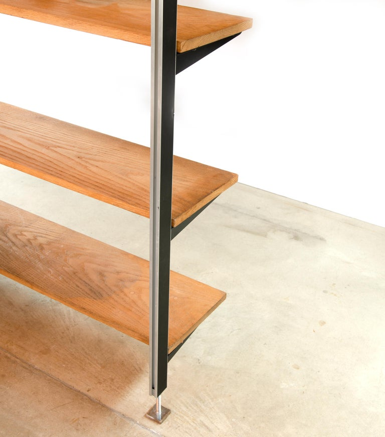 Late 20th Century 1970s CSS Shelving Unit by George Nelson for Herman Miller For Sale