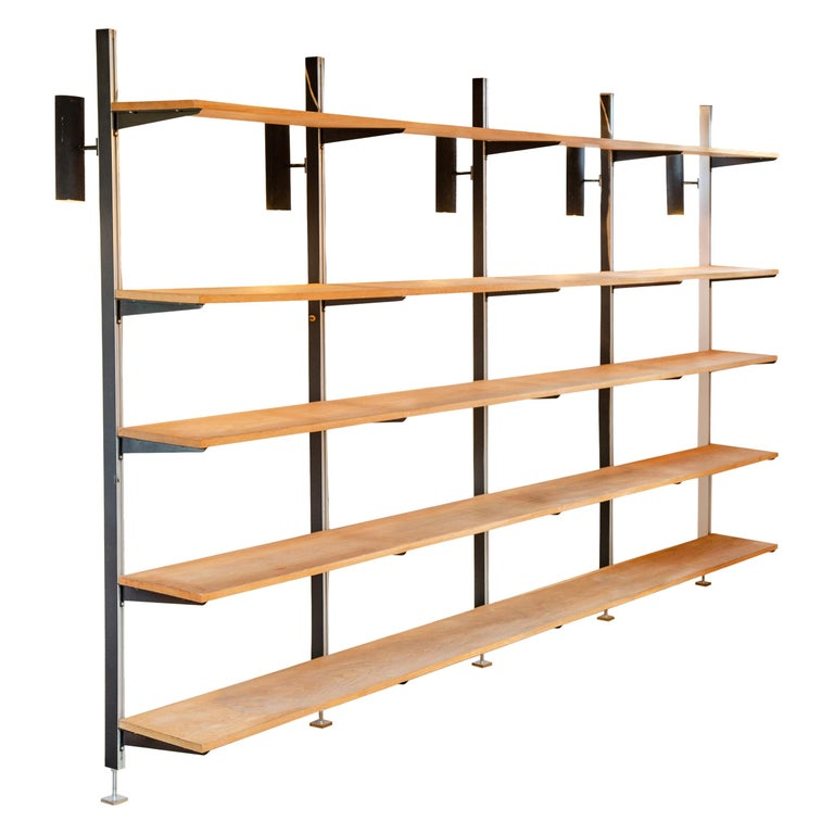 1970s CSS Shelving Unit by George Nelson for Herman Miller For Sale