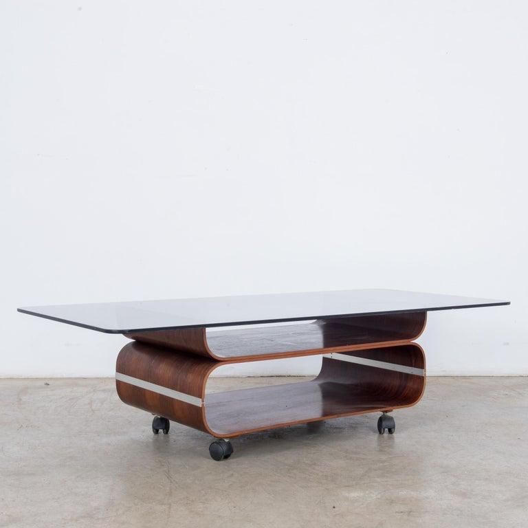 Scandinavian Modern 1970s Danish Coffee Table For Sale
