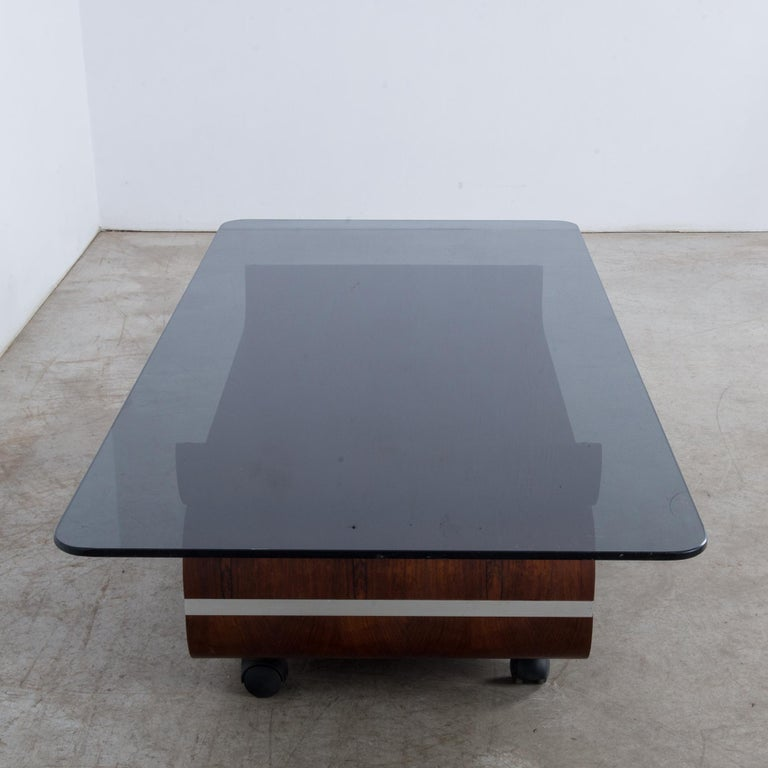 1970s Danish Coffee Table For Sale 1