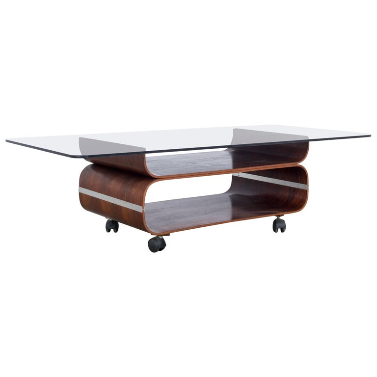 1970s Danish Coffee Table For Sale