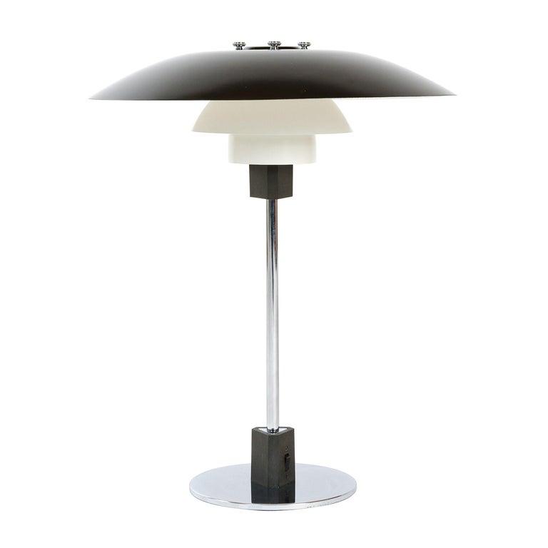 1970s Danish Desk Lamp by Poul Henningsen For Sale