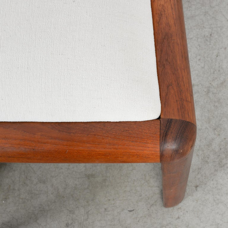 1970s Danish Modern Teak Dining Chairs, Set of Five For Sale 14