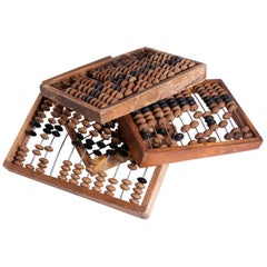 1970s Decorative Russian Abacus