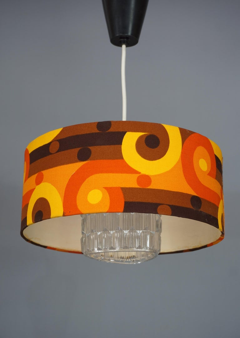 Space Age 1970s Design Chandelier For Sale