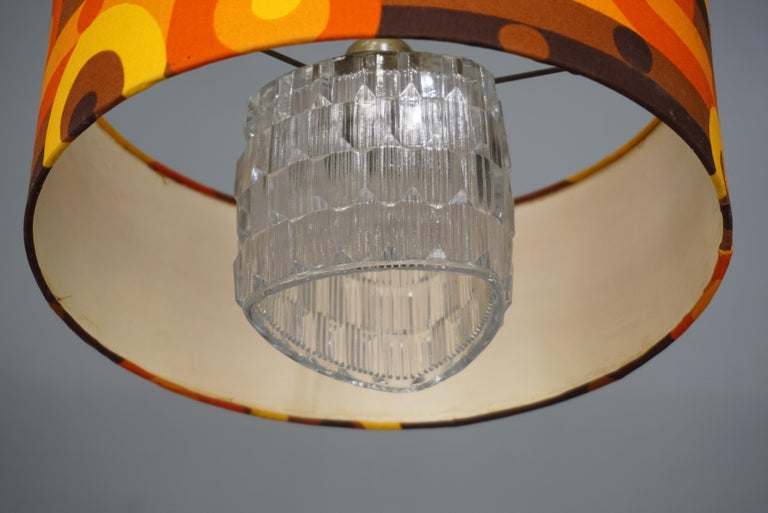 French 1970s Design Chandelier For Sale