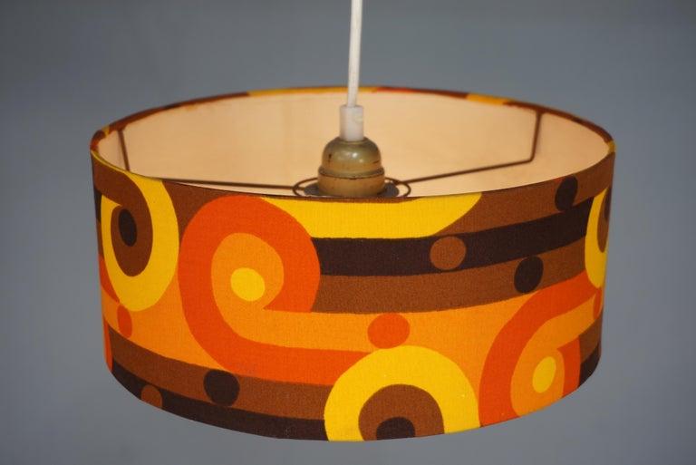 20th Century 1970s Design Chandelier For Sale