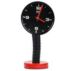 1970s Design Linque Desk Clock