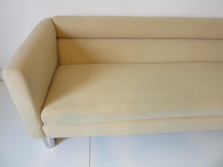 1970s Designer Sofa or Loveseat by David Edward In Good Condition For Sale In Cincinnati, OH