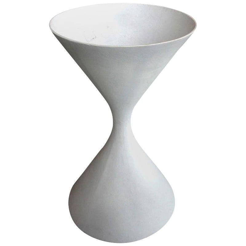 1970s Diabolo Planter by Willy Guhl for Eternit