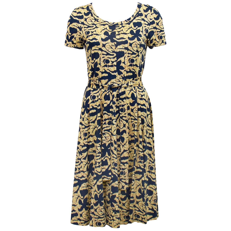 1970s Diane Von Furstenberg Dress