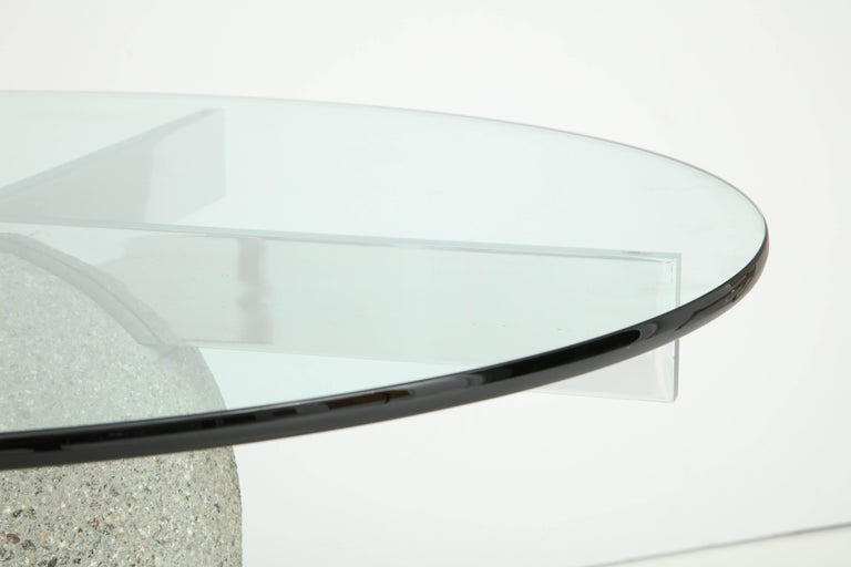 1970s Dining Table Designed by Giovanni Offredi for Saporiti For Sale 2