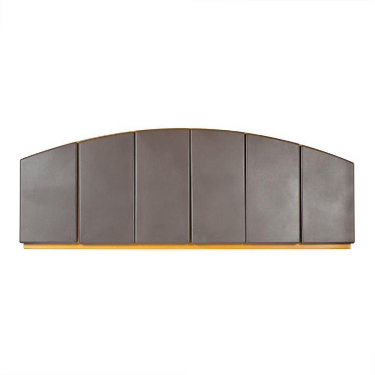 1970s Executive Office Desk by Warren Platner for Knoll For Sale 3