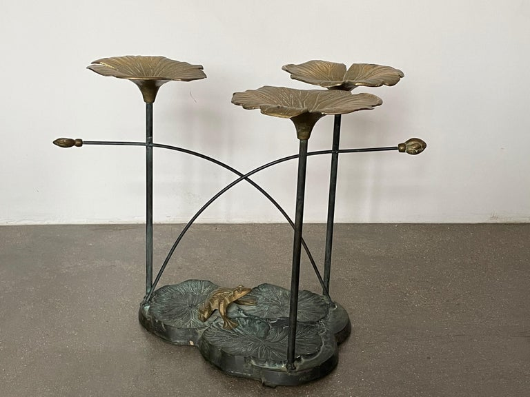 1970's French Artisanal Coffee Table  For Sale 7