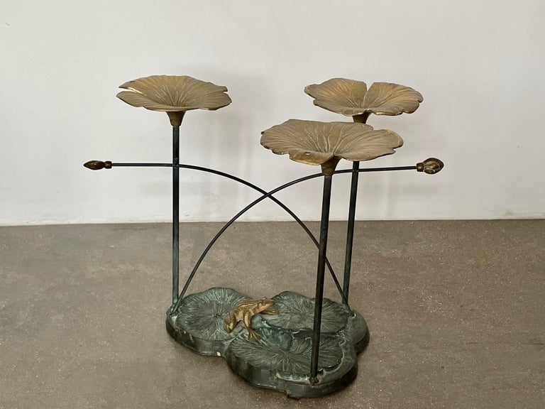 1970's French Artisanal Coffee Table  For Sale 8