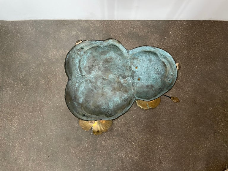 1970's French Artisanal Coffee Table  For Sale 12
